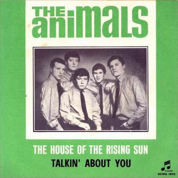 The Animals - The house of the ring sun