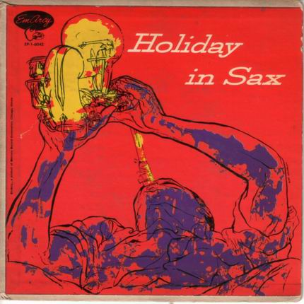 Holiday in sax
